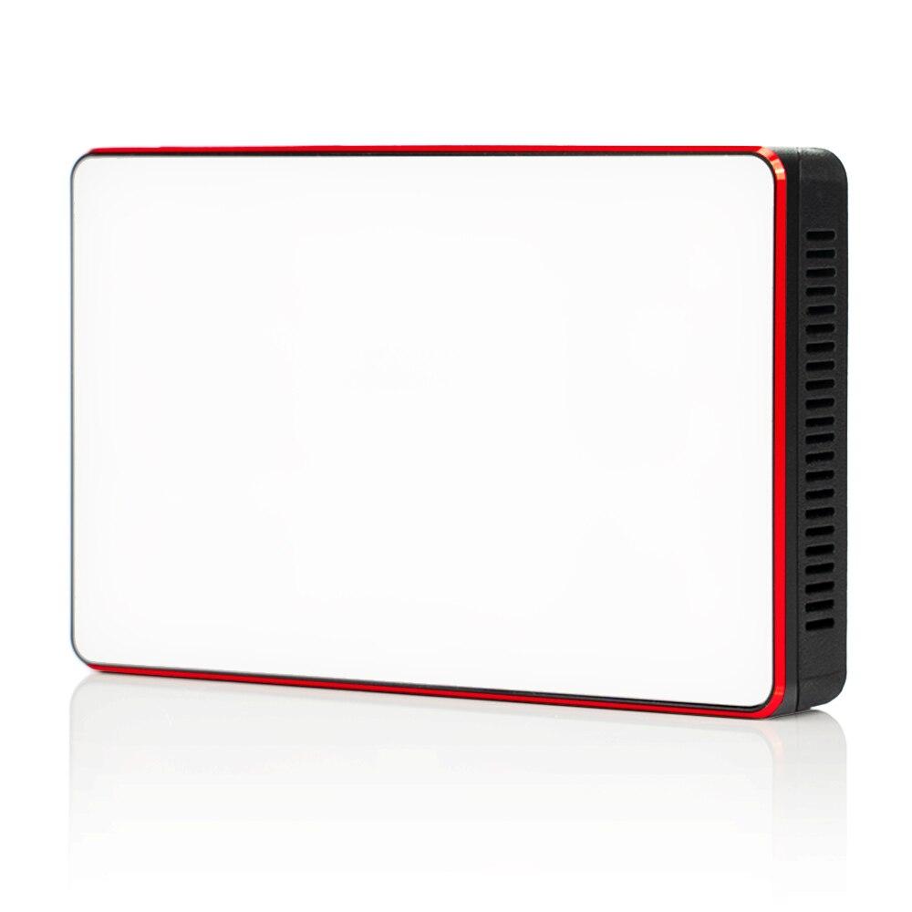 Aputure MC RGBWW film light Full HSI Color Control 3200K-6500K CCT Control mini RGB light Sidus Link app studio light Camera